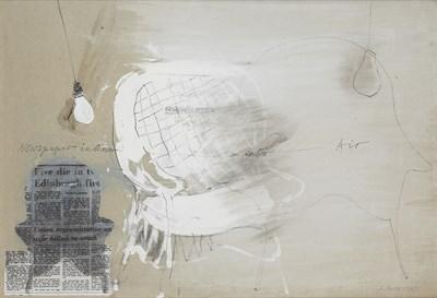 Lot 128 - DOUGLAS SWAN (SCOTTISH 1930-2000)