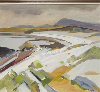Lot 103 - JOHN CUNNINGHAM R.G.I (SCOTTISH 1926-1998)