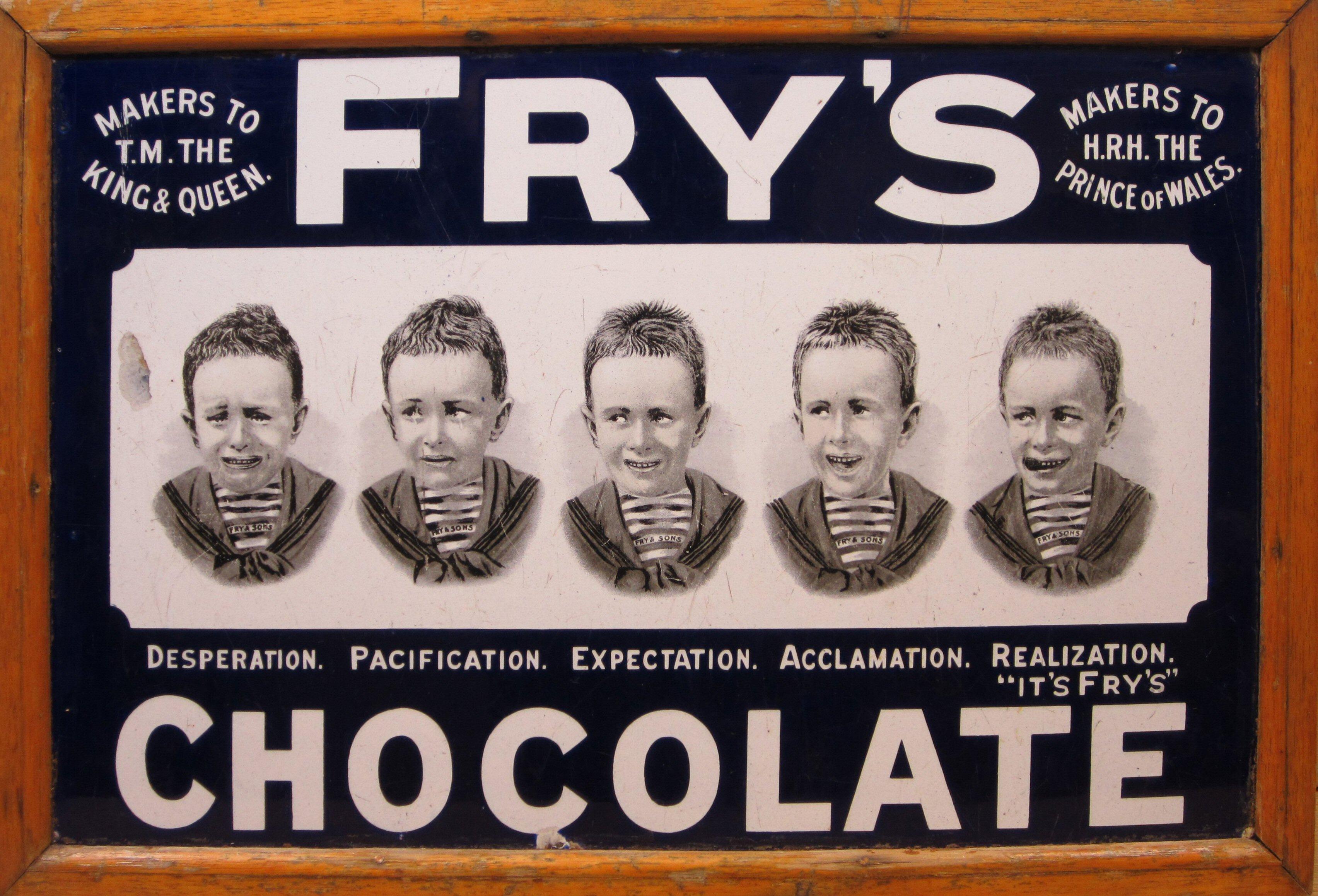 Lot 514 Frys Chocolate