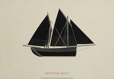 Lot 160 - IAN HAMILTON FINLAY (SCOTTISH 1925-2006)