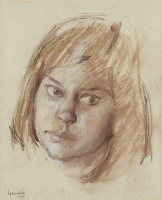 Lot 12 - ALEXANDER GOUDIE (SCOTTISH 1933-2004)