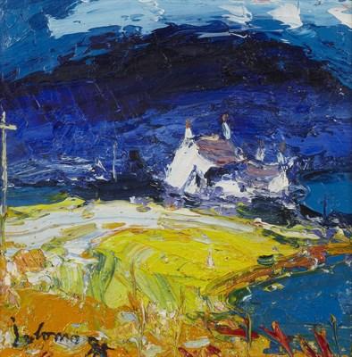 Lot 37 - JOHN LOWRIE MORRISON O.B.E (SCOTTISH B.1948)