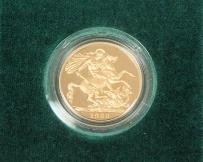 Lot 583 - An Elizabeth II proof £2