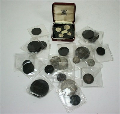 Lot 613 - A collection of milled coinage