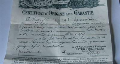 Lot 149 - PATEK PHILIPPE & Co. - A gentleman's 18ct gold hunter cased keyless wind pocket watch, circa 1902