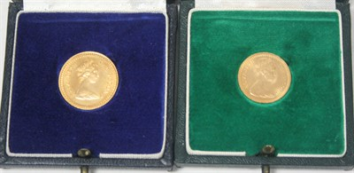 Lot 604 - Two Rhodesian gold coins