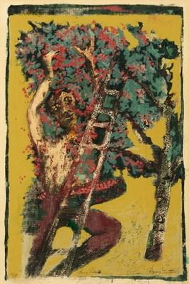 Lot 6 - HARRY GOTTLIEB (ROMANIAN/AMERICAN 1895-1992)