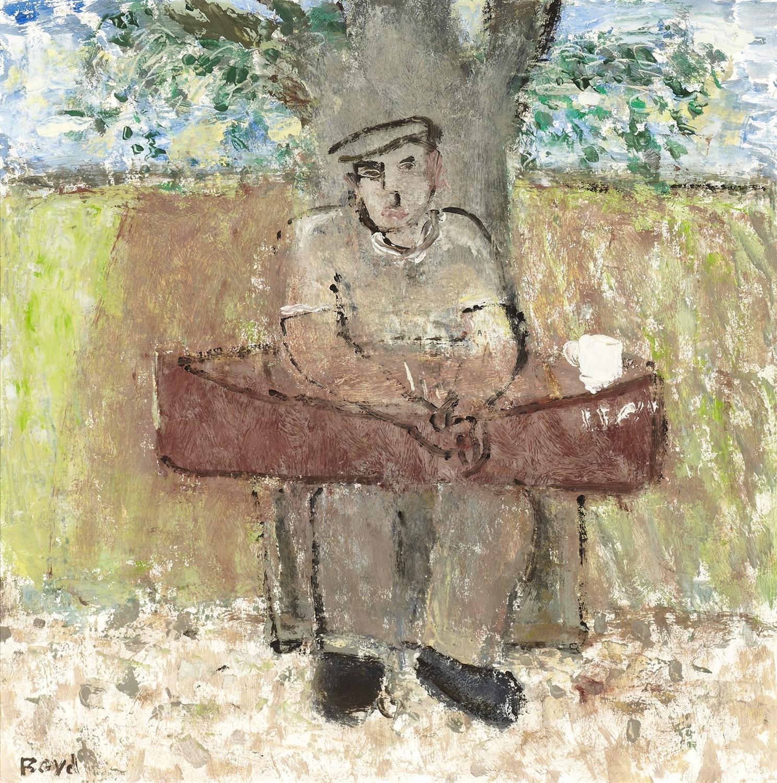 Lot 25 - JOHN BOYD R.P., R.G.I. (SCOTTISH 1940-2001)