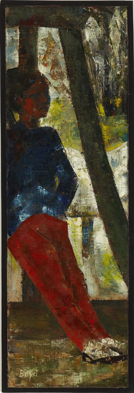 Lot 26 - JOHN BOYD R.P., R.G.I. (SCOTTISH 1940-2001)