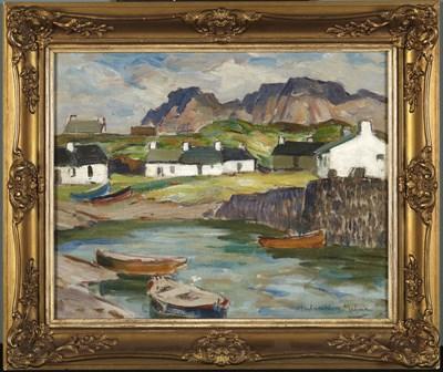 Lot 208 - JOHN MACLAUCHLAN MILNE R.S.A (SCOTTISH 1886-1957)