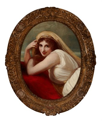 90 - GEORGE ROMNEY R.A. (BRITISH 1734-1802)