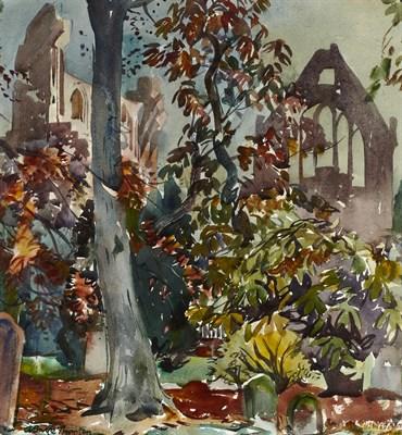 Lot 172 - ADAM BRUCE THOMSON O.B.E., R.S.A., P.R.S.W. (SCOTTISH 1885-1976)