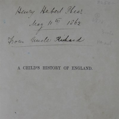 Lot 51 - Dickens, Charles