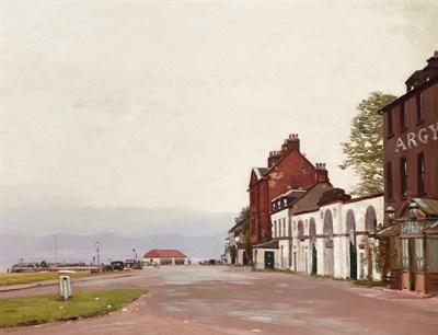 Lot 491 - GEORGE HOUSTON R.S.A., R.S.W., R.I. (SCOTTISH 1869-1947)