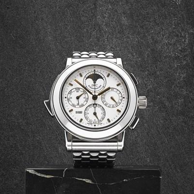 Lot 188 - IWC- International Watch Co. Ltd. Schaffhausen - Le Grande Complication,Circa 1992, Edition No. 11/50