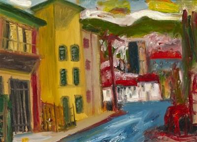 Lot 49 - JOHN BELLANY C.B.E., R.A., H.R.S.A. (SCOTTISH 1942-2013)