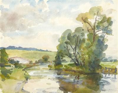 Lot 44 - WILFRID DE GLEHN R.A. (BRITISH 1870-1951)