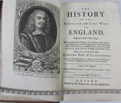 Lot 25 - Edward Hyde, Earl of Clarendon