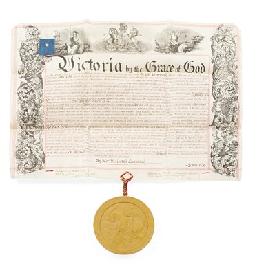 Lot 99 - Thomas Graham, Master of the Mint and William Gladstone, a collection