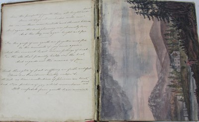 Lot 91 - Commonplace Book, 1826 - Scottish Interest