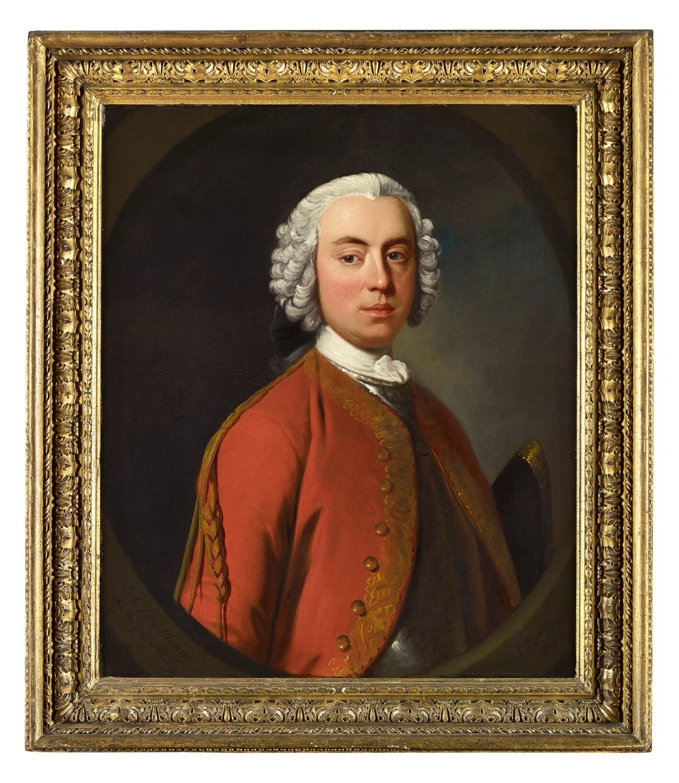 Lot 8 - ALLAN RAMSAY (SCOTTISH 1713-1784)