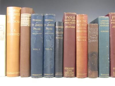 Lot 124 - Miscellaneous books, a large quantity, including Ingram, J.H.