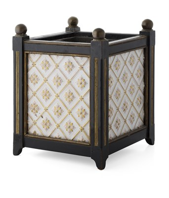 Lot 64 - ATTRIBUTED TO CHRISTOPHER DRESSER FOR MINTON & CO.