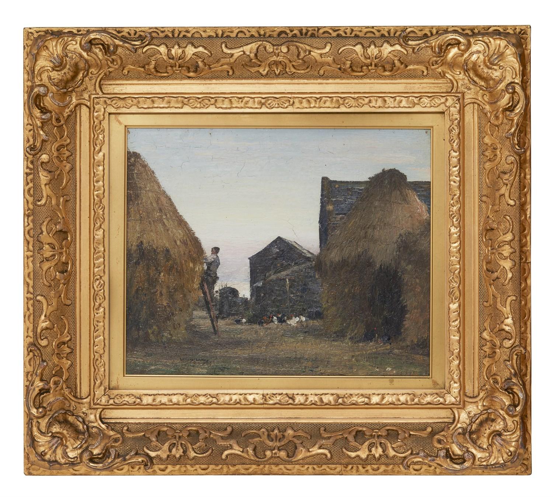 Lot 15-WILLIAM PAGE ATKINSON WELLS (SCOTTISH 1872-1923)