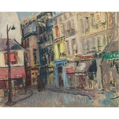Lot 451 - LENA ALEXANDER (SCOTTISH 1899-1983)