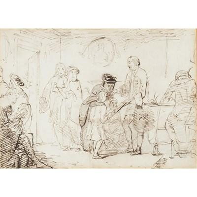 Lot 480 - WILLIAM POWELL FRITH (BRITISH 1819-1909)