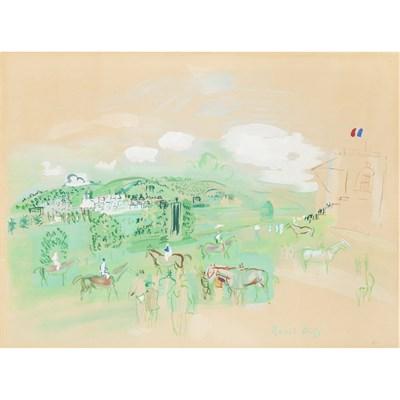 Lot 500 - RAOUL DUFY (FRENCH 1877-1953)