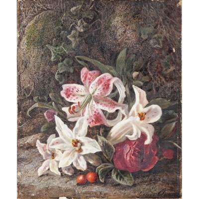 Lot 457 - GEORGE CLARE (BRITISH 1835-1890)