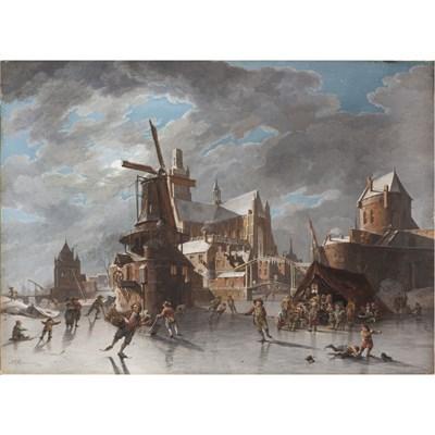 42 - HENDRIK MEYER THE YOUNGER (DUTCH 1737-1793)