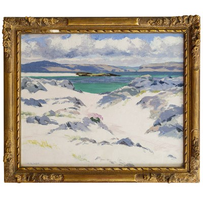 Lot 56-FRANCIS CAMPBELL BOILEAU CADELL R.S.A., R.S.W. (SCOTTISH 1883-1937)