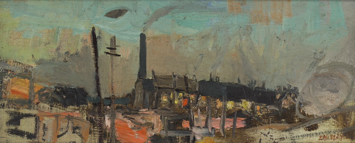 Lot 64 - JOAN EARDLEY R.S.A. (SCOTTISH 1921-1963)