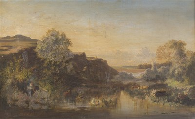 Lot 553 - PIERRE THUILLIER (FRENCH 1799-1858)