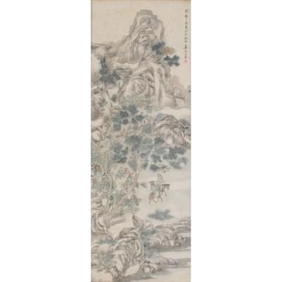 Lot 28 - AFTER XI GANG (1746-1803)