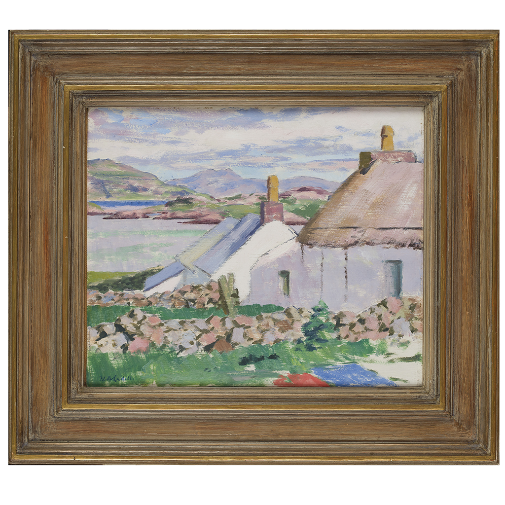 Lot 57 - FRANCIS CAMPBELL BOILEAU CADELL R.S.A., R.S.W. (SCOTTISH 1883-1937)