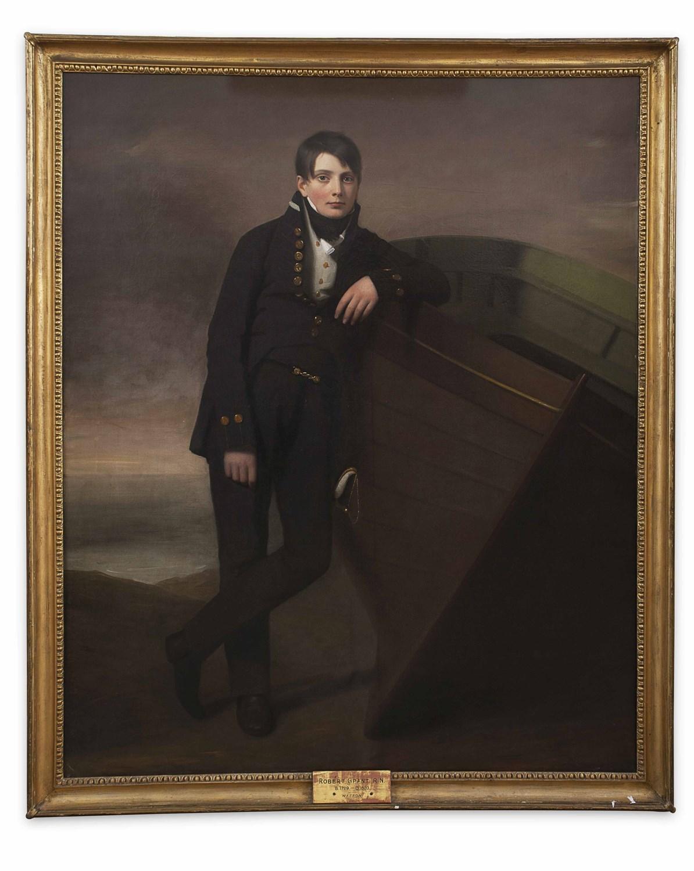 Lot 1-GEORGE WATSON P.R.S.A. (SCOTTISH 1767-1837)