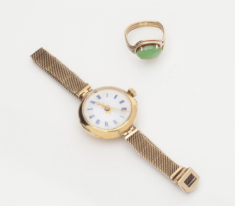 Lot 74-A ladies wrist watch