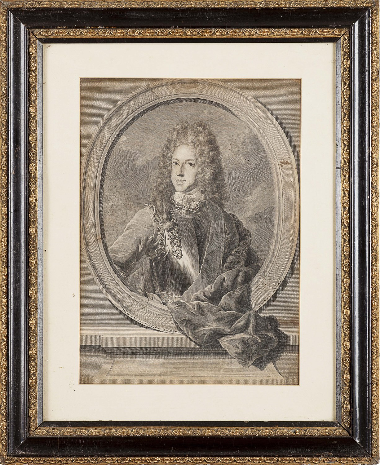 Lot 25-James Francis Edward Stuart