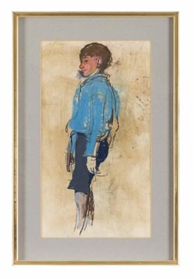 Lot 87 - JOAN EARDLEY R.S.A. (SCOTTISH 1921-1963)