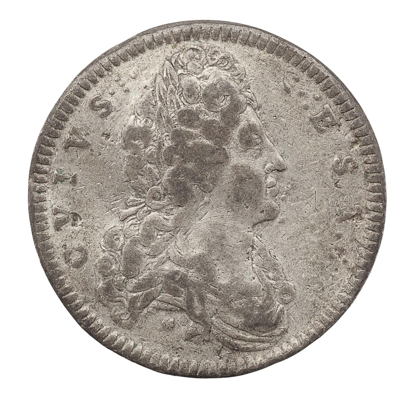 Lot 31-A James III 'Peace Negotiations at Gertruydenberg' medallion