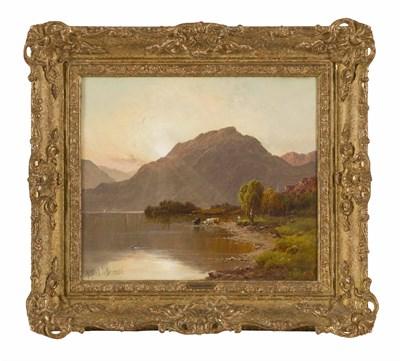 Lot 12-ALFRED DE BREANSKI SENIOR (BRITISH 1852-1928)