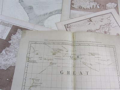 Lot 52 - Collection of maps, including Green, John
