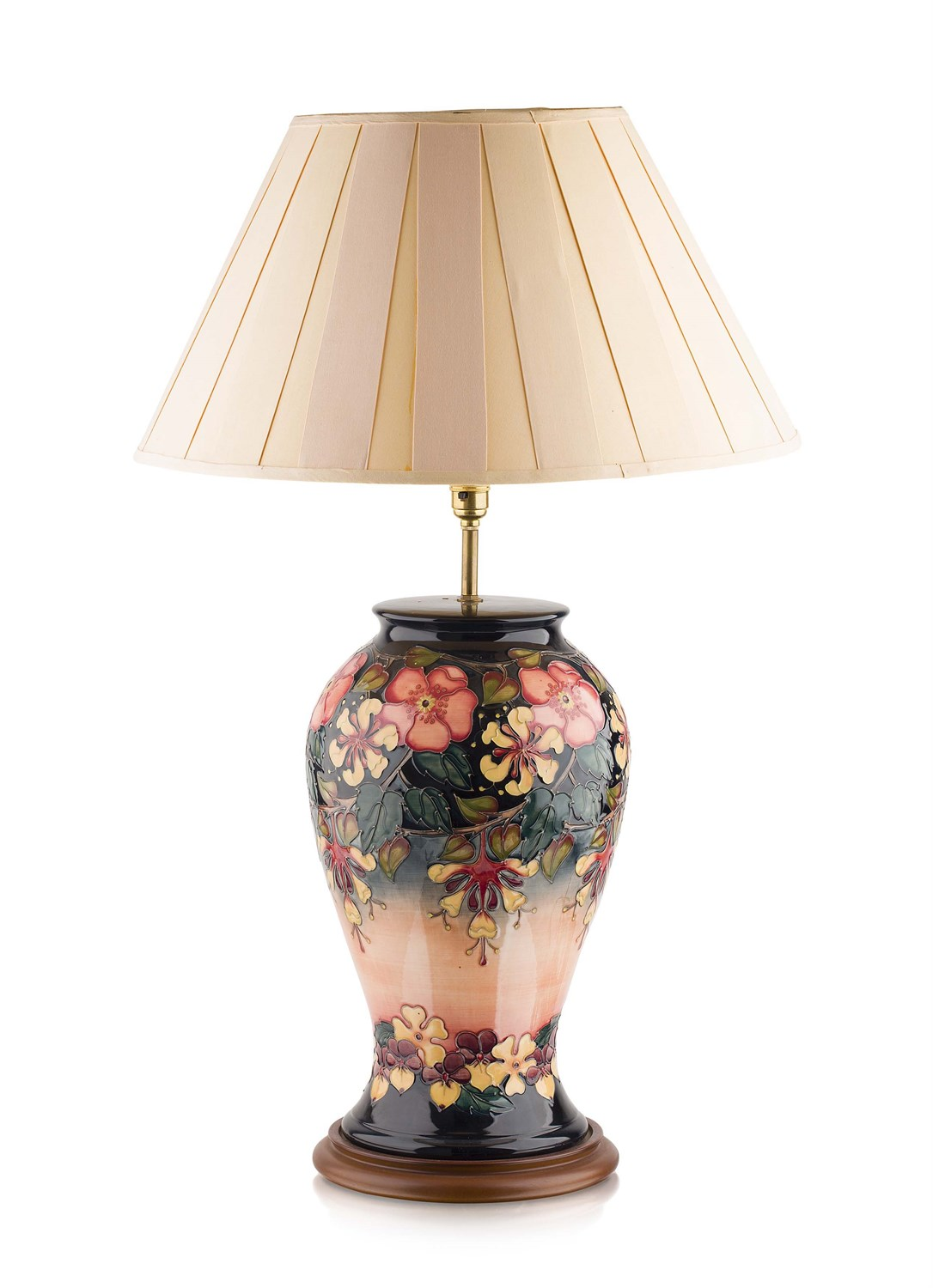 moorcroft table lamps for sale