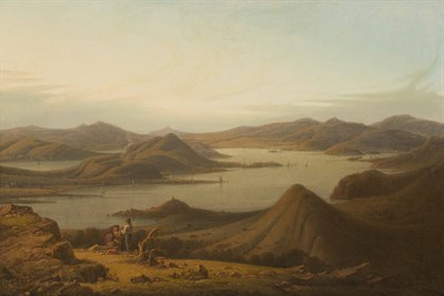 Lot 7-ROBERT SALMON (SCOTTISH/AMERICAN C.1775-1840)