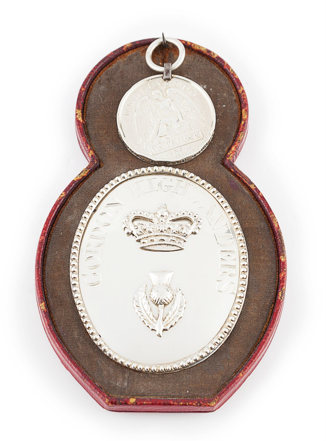 Lot 645-WATERLOO MEDAL