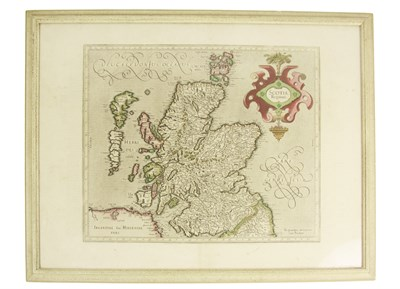 Lot 85 - Scotland - Sussex - 3 maps
