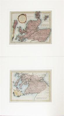 Lot 89 - Von Reilly, Franz J.J. - 4 maps of Scotland, comprising